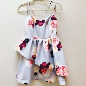 KEEPSAKE | NWT Floral Fit and Flare Dress
